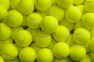 The Secret Life of a Tennis Ball