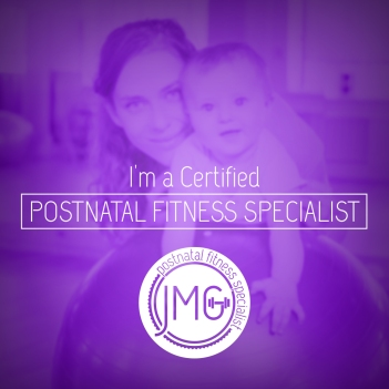 Certified Postnatal Fitness Specialist Photo